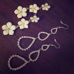 Jewelry - Earrings set of 2